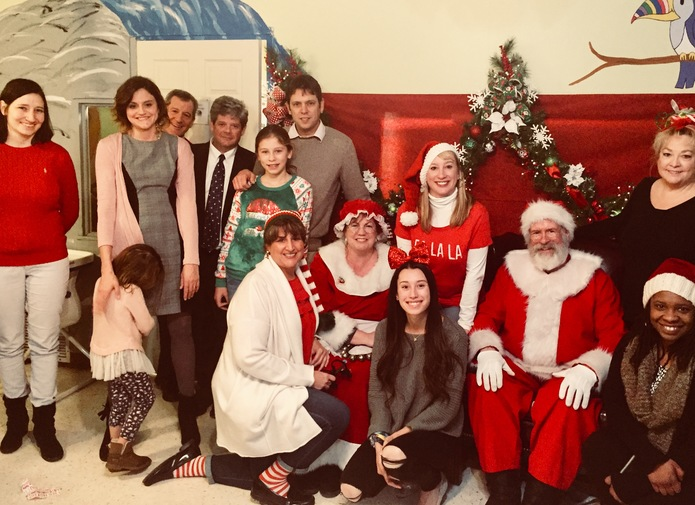 Transitional Living Center Holiday Party